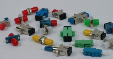 Where can we find vendor of Fiber Optic Adapters/Couplers.