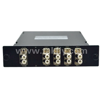 4 channel LGX BOX Type Mux/DeMux CWDM