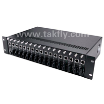 16 Slot Rack-mount Chassis