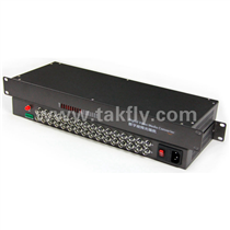 32channel Video Digital Optical Converter with single fiber
