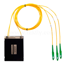 2 channel 100G DWDM