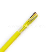 48-144 Multicore FTTH Indoor Distribution Loose Tube Fiber Optic Cable(GJFJZY)