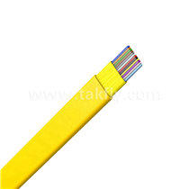Ribbon Indoor Cable(GJFDKBV)