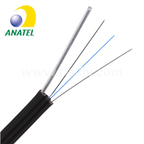 1Core FTTH Self-Support Drop Cable with Messenger Wire