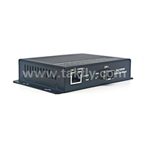 10G Unmanaged Fiber Media Converter